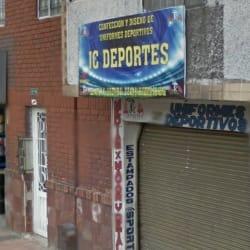 JC Deportes  en Bogotá