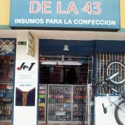 Hilos E Hilaza de la 43 en Bogotá