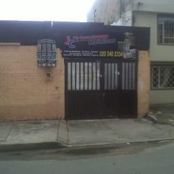 JC Estructuras Metalicas  en Bogotá