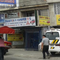 Jegautos y Camperos  en Bogotá