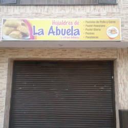 Hojaldres de la Abuela  en Bogotá