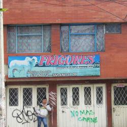 Frigores en Bogotá