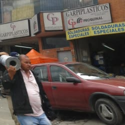 Garpiplásticos en Bogotá