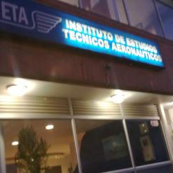Escuela de Aviación Ieta  en Bogotá