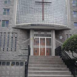 Iglesia Cristiana Discípulos de Cristo en Bogotá