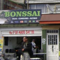 Muebles Bonssai en Bogotá