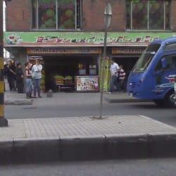 Frutti Lili en Bogotá