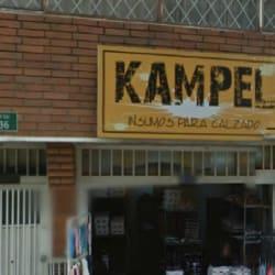 Kampel Insumos y Calzado en Bogotá