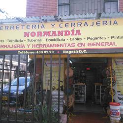 Ferretería Y Cerrajería Normandía en Bogotá