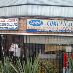 Papelería Abba Comunicación en Bogotá