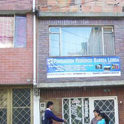 Fundación Federico García Lorca en Bogotá
