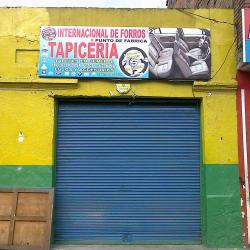 Internacional de Forros 2 en Bogotá
