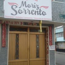 Papelería Moriz Sorrento en Bogotá