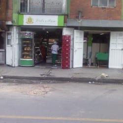 Panadería Líder Pan en Bogotá