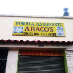 Parrilla Restaurante Ajiaco's en Bogotá