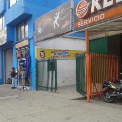 Keeway en Bogotá