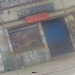 Fábrica de Estructuras MG en Bogotá