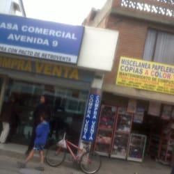 Miscelánea Papelería La 25 en Bogotá
