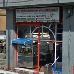 Lechonería El Esplendor Tolimense en Bogotá