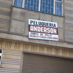 Peluquería Anderson en Bogotá