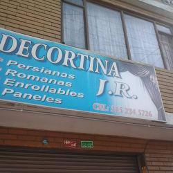 Decortina JR en Bogotá