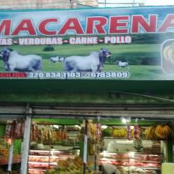 La Macarena en Bogotá