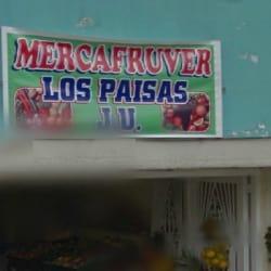 Mercafruver Los Paisas en Bogotá
