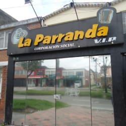 La Parranda Corporación Social en Bogotá