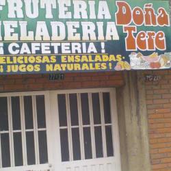 Frutería Doña Tere en Bogotá