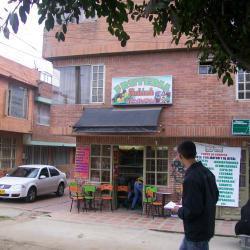 Frutería Shekinah en Bogotá