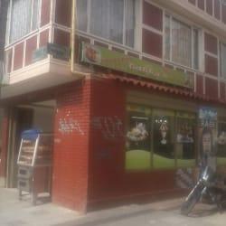 Frutería y Heladería Tatty's en Bogotá