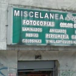 Miscelánea Suyms en Bogotá