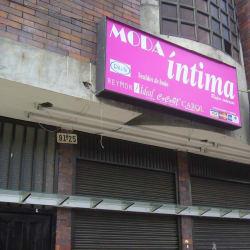 Moda Íntima Calle 129B  en Bogotá