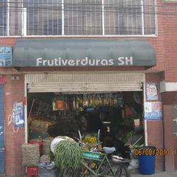Frutiverduras SH en Bogotá