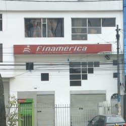 Finamérica Avenida 1 Mayo en Bogotá