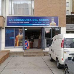 La bodeguita del Cedro en Bogotá