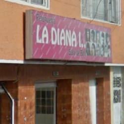 Peluquería La Diana en Bogotá