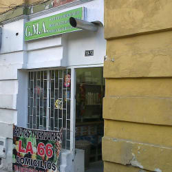 G.M.A.  en Bogotá