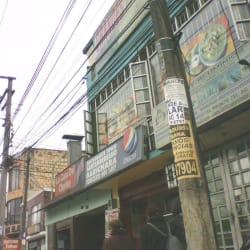 La Casa del Chorizo en Bogotá