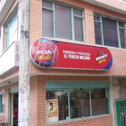 Panadería y Pastelería El Tercer Milenio en Bogotá