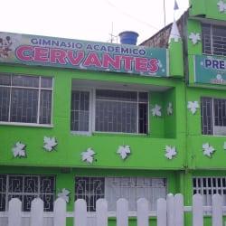 Gimnasio Académico Cervantes en Bogotá