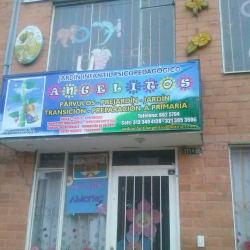 Jardín Infantil Psicopedagógico Angelitos en Bogotá