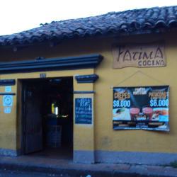 Fatima Cocina en Bogotá