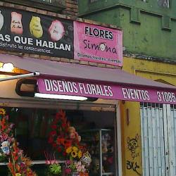Flores Simona en Bogotá