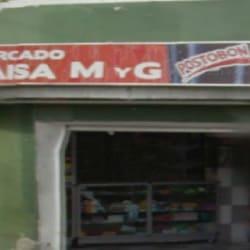 Mercado Paisa M y G en Bogotá