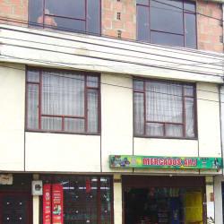 Mercados AKJ en Bogotá