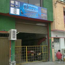 Metálicas O.R.S. S.A.S en Bogotá