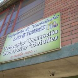 Papelería y Variedades Las II Torres en Bogotá