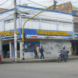 Garrimotor en Bogotá