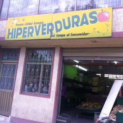 Hiperverduras en Bogotá